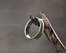 Solid Silver Rings