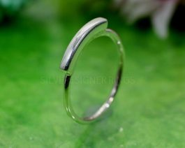 925 Sterling Silver Stacking Rings