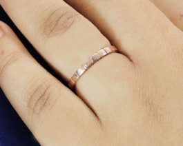 Sterling Silver Unisex Ring
