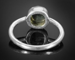 Natural Pyrite 925 Sterling Silver Ring