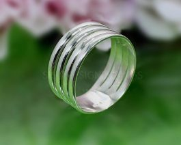 Sterling Silver Layering Ring